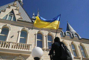 Одеські євромайданівці взяли штурмом будинок Ківалова (ФОТО, ВІДЕО)