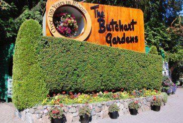 КАНАДА. Неймовірна краса садів Бутчарт (ФОТО+ВІДЕО)
