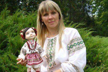 Як знайти щастя у незвичних речах –знає лялькарка Марія Гадзалішин