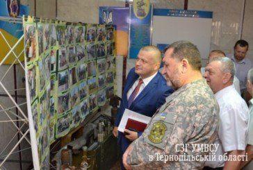 В обласному управлінні міліції відкрили фотовиставку «Сини Тернопільщини в АТО» (ФОТО)