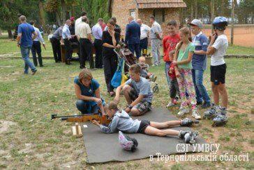 Тернопільські «динамівці» організували спортивне свято для дітей і дорослих – із польовою кухнею та солодким фуршетом (ФОТО)