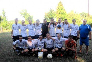 У Шумському районі започаткували турнір з міні-футболу на честь загиблого в АТО Романа Мусія (ФОТО)