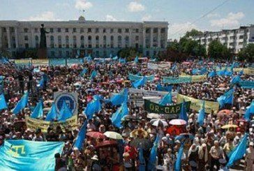 Окупанти в Криму заборонили проводити заходи до Дня Незалежності України
