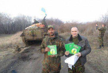 «Це хіба у них у Києві перемир'я. А у зоні АТО обстріли практично не припиняються»