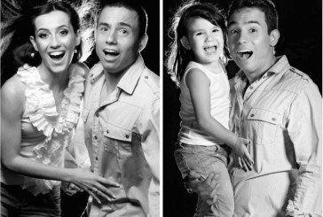 Тато та донька відтворили фото загиблої мами. Зворушливі ФОТО