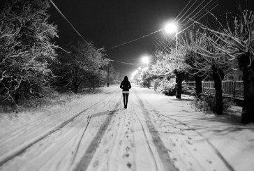 Це стелеться дорога до зими…