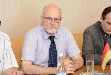 Німецький економіст Норберт Нойгауз продемонстрував бачення розвитку Тернопільщини (ФОТО)