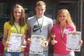 «Золото» і дві «бронзи» здобули тернополяни на юнацькому чемпіонаті України з літнього біатлону (ФОТО)