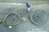На Тернопільщині «Мерседес-спринтер» збив велосипедиста (ФОТО)