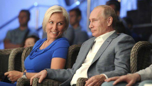 Путін завів роман з боксеркою (ФОТО)