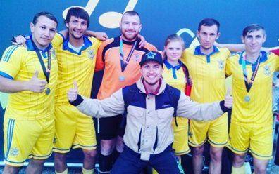 Українські безхатченки – віце-чемпіони світу з футболу