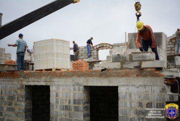 Для завершення реконструкції Університетської лікарні в Тернополі виділили 19 млн 800 тис грн (ФОТО)