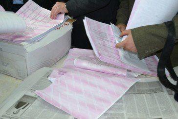 На тернопільській друкарні знайшли сотні необлікованих бюлетенів
