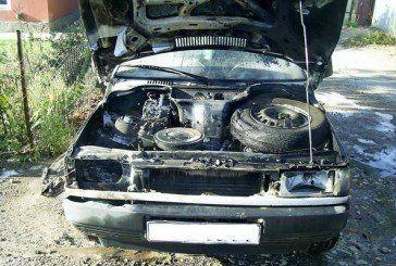 У Теребовлі зайнялося авто «Фіат Фіоріно» (ФОТО)