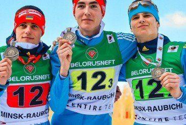 Тернопільський біатлоніст Назар Цебрінський – у списку кращих (ФОТО)