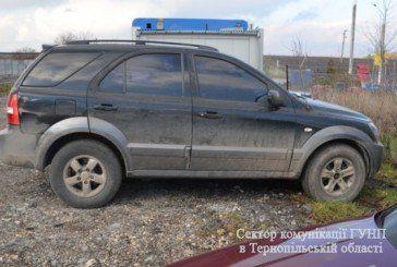 Уродженець Дніпропетровщини викрав в Тернополі авто та потрапив в аварію (ФОТО ВІДЕО)