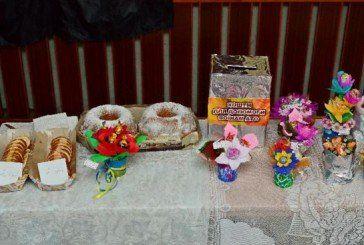 Озернянські школярі, що на Зборівщині, провели благодійний ярмарок на підтримку воїнів АТО (ФОТО)