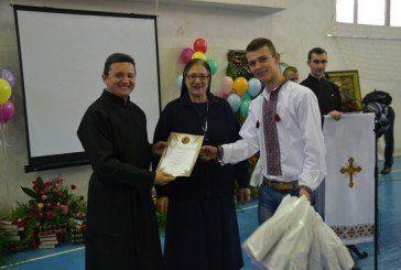 Діти з Великої Березовиці Тернопільського району перемогли у всеукраїнському християнському брейн-рингу (ФОТО)