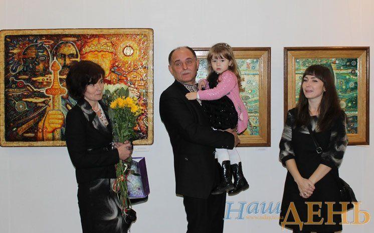 За кілька років до Майдану художник з Тернопільщини створив серію картин, які були передчуттям тих подій (ФОТО)