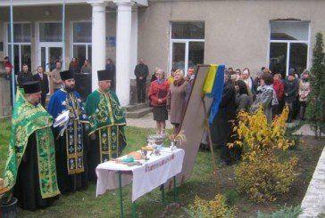У Кременеці спорудять капличку Матері Божої на знак вшанування пам'яті Героїв Майдануі воїнів, які брали участь в АТО (ФОТО)