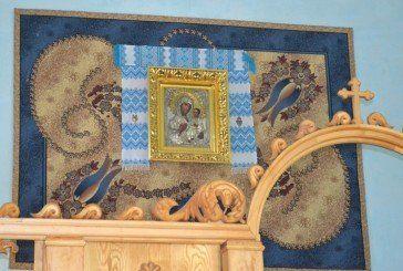 У  Краснопущі на Тернопільщині є ікона Матері  Божої,  яка  плаче