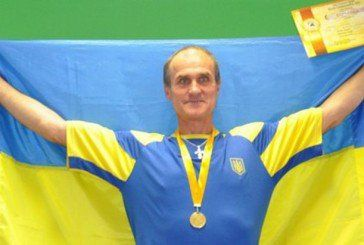 Петро Багрій зі Збаража знову став найсильнішим на планеті