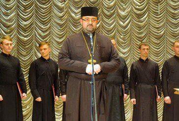 Хор Тернопільської духовної семінарії дав перший сольний концерт «Молюсь за тебе, Україно» (ФОТО)