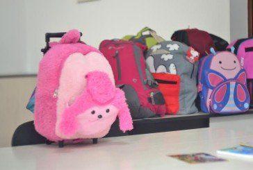 Українська молодь діаспори передала гостинці дітям бійців із Тернопільщини (ФОТО)