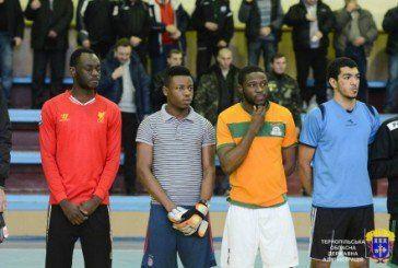 Команди іноземних студентів взяли участь у турнірі з міні-футболу в Тернополі (ФОТО)