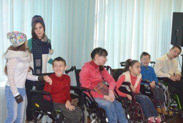 Святий Миколай через працівників тернопільської прокуратури передав подарунки дітям реабілітаційного центру (ФОТО)