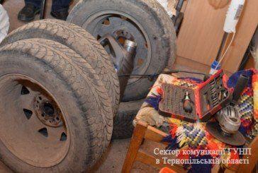 Серійного викрадача автомобілів затримали тернопільські поліцейські (ФОТО, ВІДЕО)
