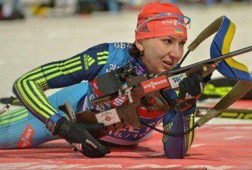 Олена Підгрушна вирвала перемогу для збірної України з біатлону на чемпіонаті світу (ОНОВЛЕНО + ВІДЕО)