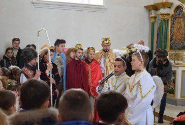 Діти з Донбасу гостювали на Різдво у Хоросткові (ФОТО)