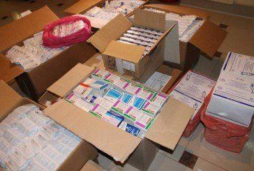 Тернопільська лікарня швидкої допомоги отримала медикаменти від німецьких спонсорів (ФОТО)