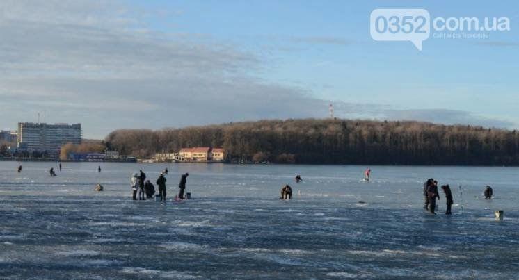 У Тернополі вперше відбудеться чемпіонат світу з риболовлі