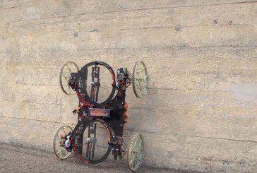 Disney створила робота, який може рухатись по вертикальних стінах (ВІДЕО)