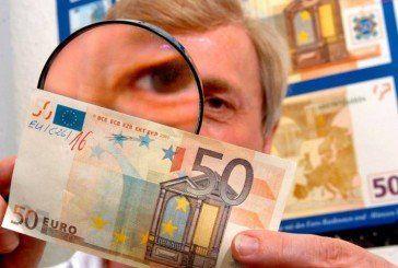 Фальшивих євро – тьма