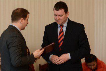 Тернопільщину відвідав Надзвичайний і Повноважний Посол Латвійської Республіки в Україні
