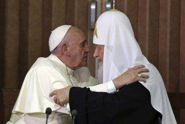 Ватикан «обнявся» з Москвою. Тепер Україна має дві угоди: мінську і папську