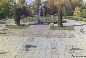 У Тернополі планують відремонтувати майдан імені Героя України Степана Бандери