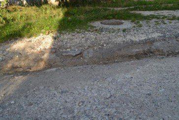 У Тернополі на вулиці Самчука-бічна вирішать проблему з водовідведенням