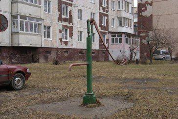 Де у Тернополі відновлять колонки-качалки?