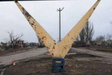 Житомирська волонтерка зняла шокуюче відео біля Дебальцево (ВІДЕО)