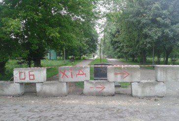Навесні у Тернополі продовжать ремонтувати доріжки в парку «Топільче»