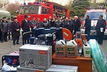 Тернопільські рятувальники отримали з регіонального матеріального резерву ОДА нове спеціальне техобладнання (ФОТО)