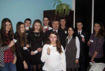 На Тернопільщині вчули перші ID картки (ФОТО)