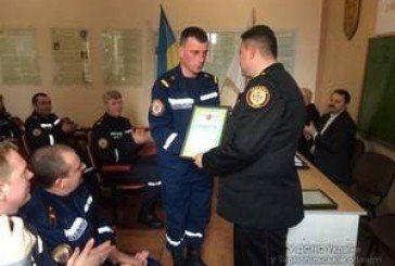 Рятувальники Борщівщини отримали нове сучасне аварійно-рятувальне обладнання і майно (ФОТО)
