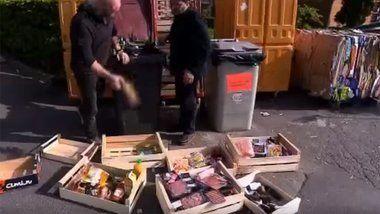 У Франції викидають на смітник неймовірну кількість їжі