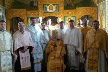 Військові капелани Тернопільсько-Зборівської архиєпархії проходять реабілітаційний курс на Закарпатті (ФОТО)
