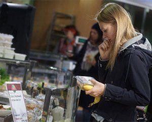 На їжу – майже півзарплати
